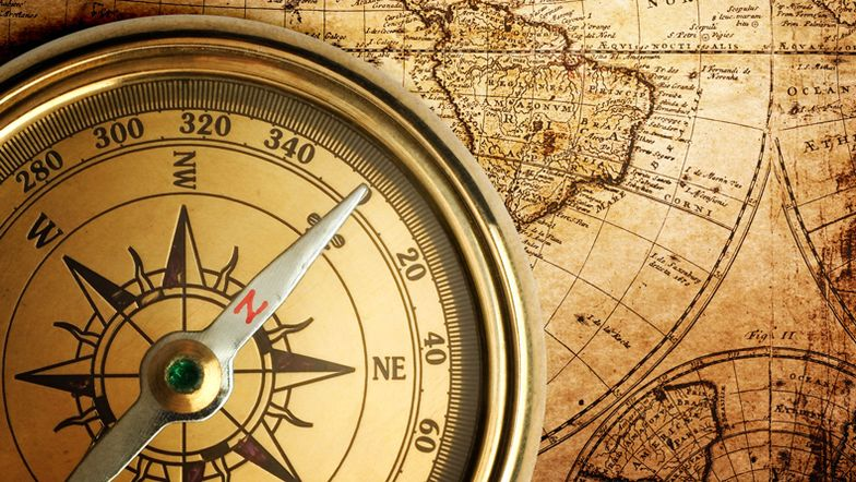 Kort og kompas