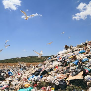 Affaldets endestation