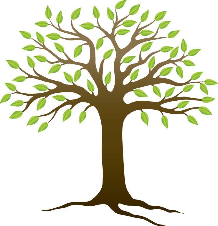 tegn et træ