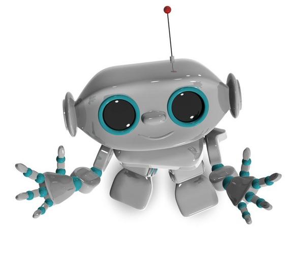 Robot  COLOURBOX5347966